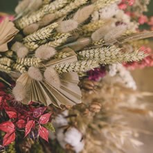 Dried Flowers & Preserved Foliage Bunches