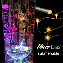 Decor Lites - Battery Operated Submersible