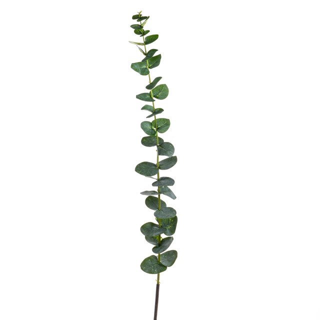 Artificial Eucalyptus Stem 114cm Wholesale Silk Flowers