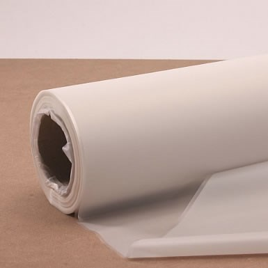 Cellophane Roll - White Frosted