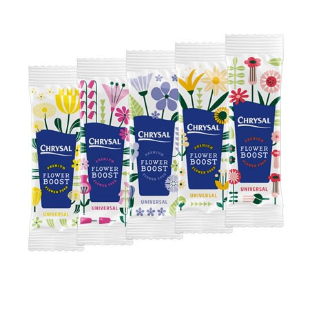 Cut Flower Liquid Food Sachets x 400