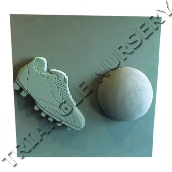 Floral Foam Boot & Ball (2D)
