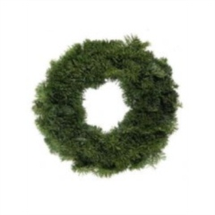 Spruce Ring Green 25cm - Half Bound