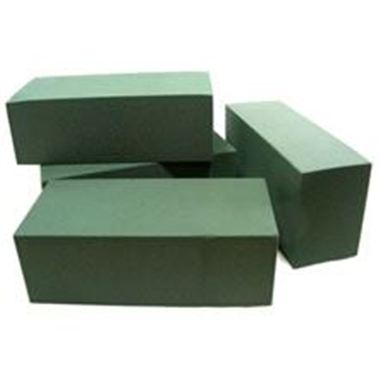 Floral Foam Wet Bricks x 4
