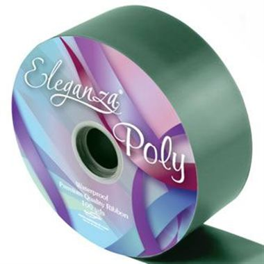 Ribbon Poly - Green