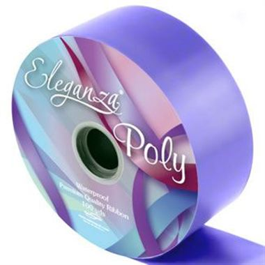 Ribbon Poly - Lavender
