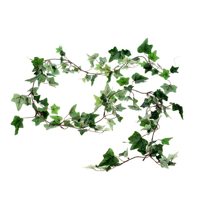 Artificial Ivy Garland Green - Small Leaf