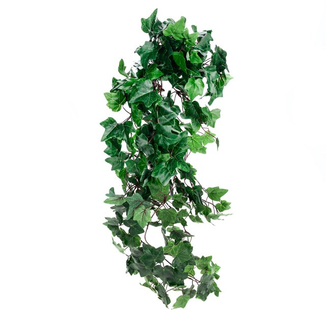 Artificial Ivy Bush - trailing green