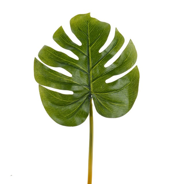 Artificial Monstera Leaf - small