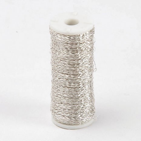 Wire - Bullion Silver (Large)