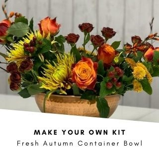 DIY Fresh Autumn Container Kit £50 (inc VAT)