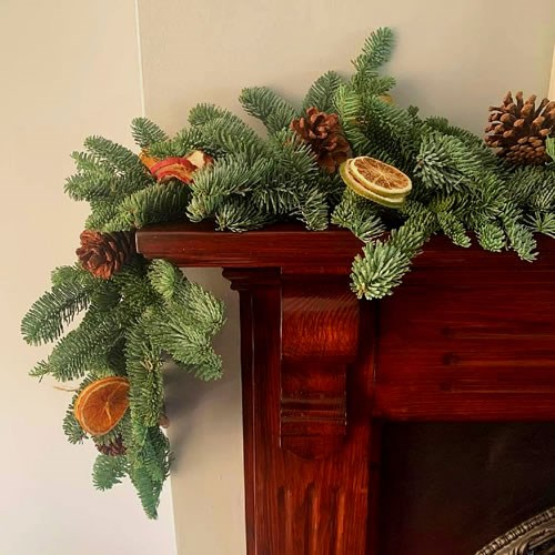 DIY Spruce Garland Kit (Approx. 2m)