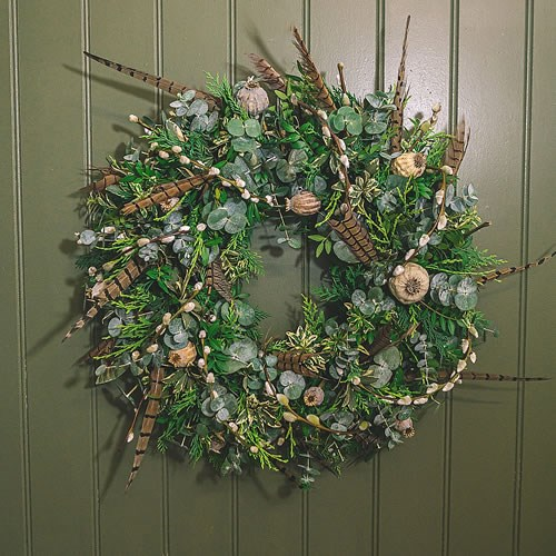 DIY Rustic Wreath Kit