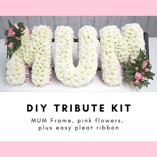 DIY MUM Funeral Tribute Kits