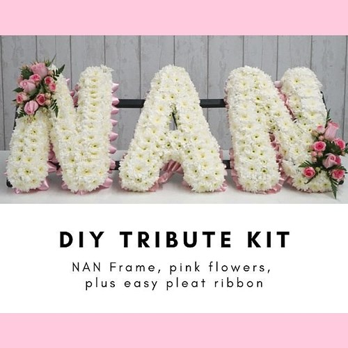 DIY NAN Funeral Tribute Kits