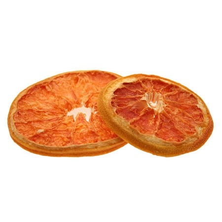 Dried Grapefruit Slices