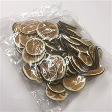 Dried Orange Slices - Green