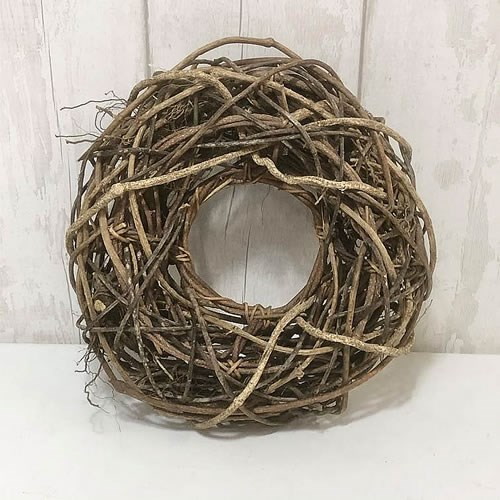 Vine Root Rustic Wreath 28cm