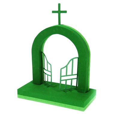 3D Gates of Heaven (56cm x 36cm)