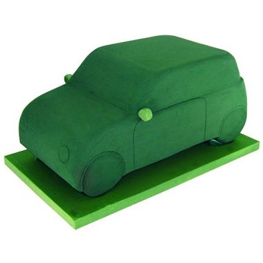 3D Small Car (71cm x 28cm)
