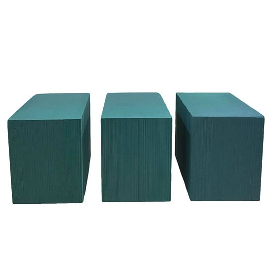 Floral Foam Brick Jumbo x3 WET