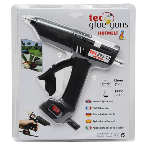 Hot Melt Glue Gun (TEC305HT-12)