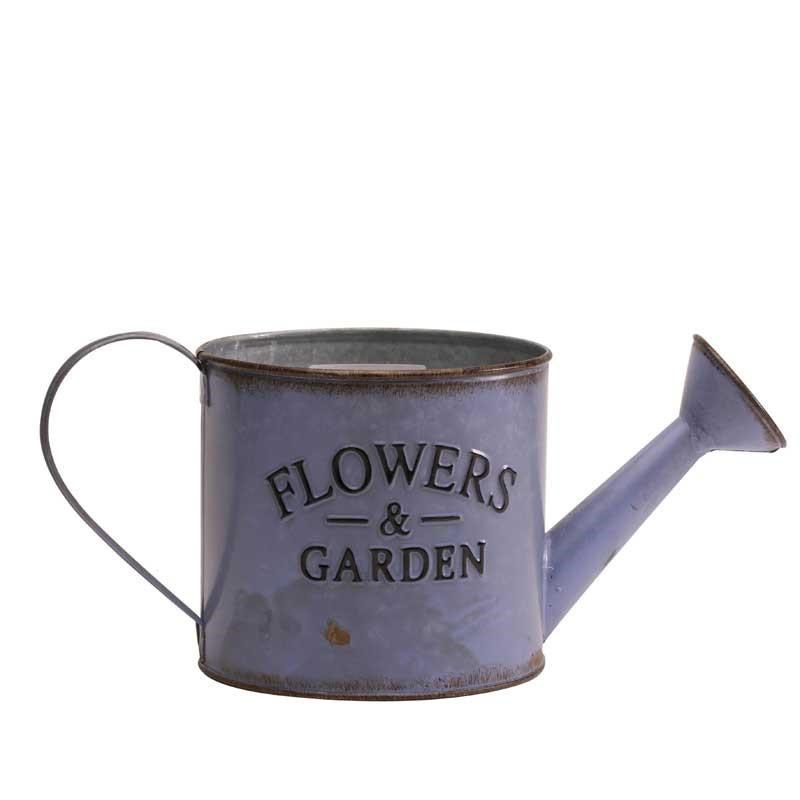 Zinc Watering Can - Lilac