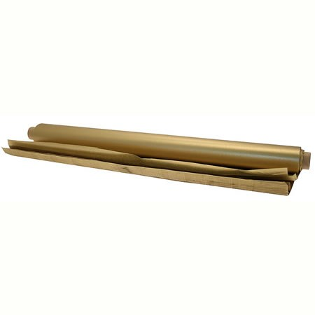 Tissue Paper Roll - Metallic Gold
