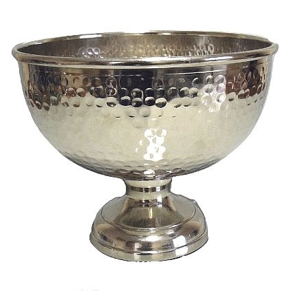 Punch Bowl - Nickel 12""