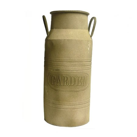 Aged Milk Churn - Large