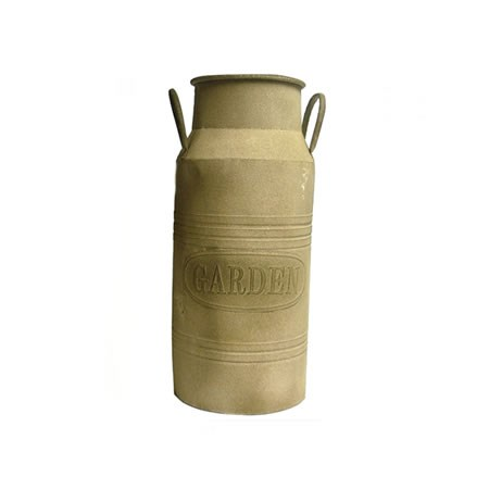 Aged Milk Churn - Medium