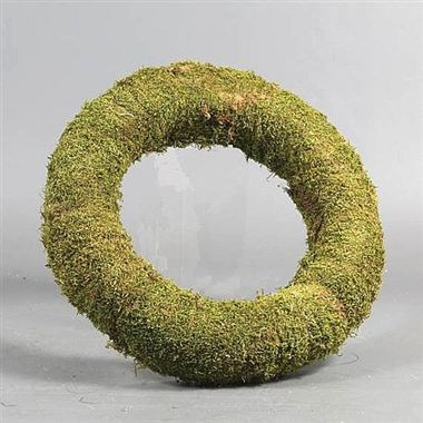 Weekly Special - Moss Ring 40cm