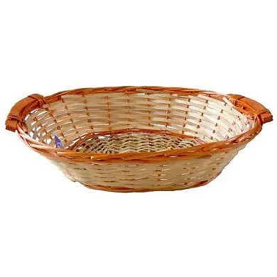 Oval Tray Basket
