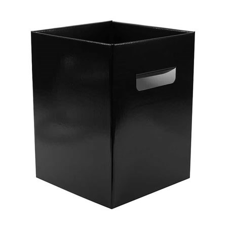 Presentation Boxes - Pearlised Black