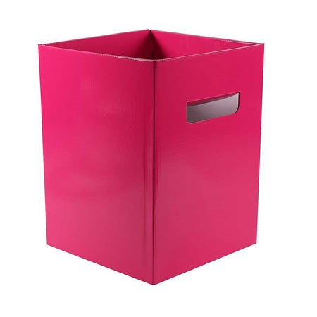Presentation Boxes - Pearlised Cerise