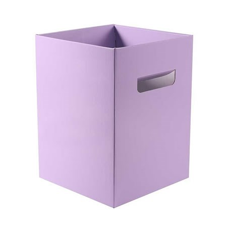 Presentation Boxes - Pearlised Lavender