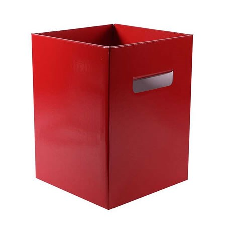Presentation Boxes - Pearlised Red