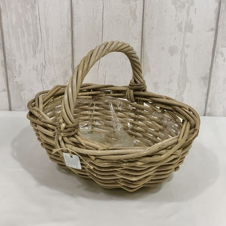 Rattan Basket - Shopping