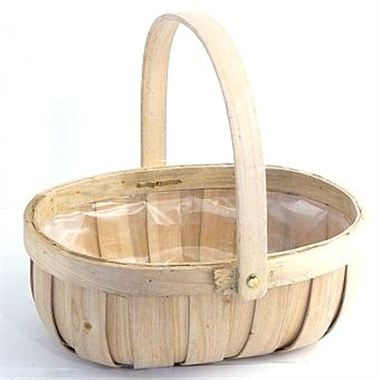 Rustic Trug - natural