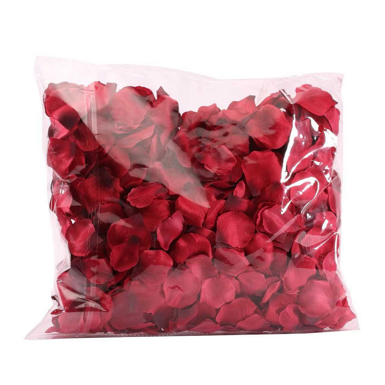 Silk Rose Petals - Red (Bulk Pack)