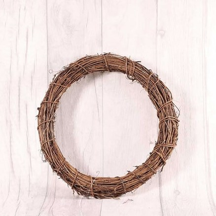 Vine Wreath - Natural