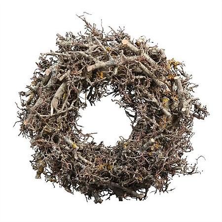 Wreath - Bonsai Natural
