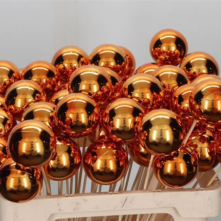 Xmas Ball Picks - Copper