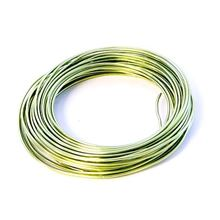 Wire - Aluminium Apple Green