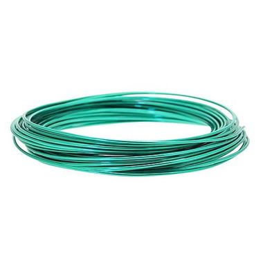 Wire - Aluminium Dark Green