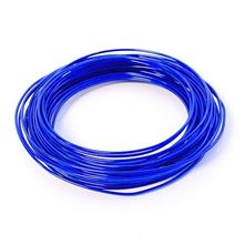 Wire - Aluminium Royal Blue