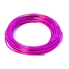 Aluminium Wire - Strong Pink