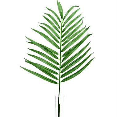 Artificial Parlour Palm Leaf