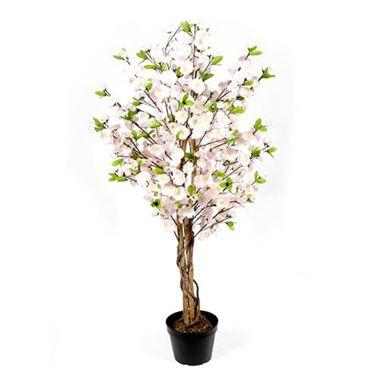 Artificial bamboo tree wholesale silk flowers florist supplies uk artificial blossom tree pink mightylinksfo