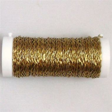 Wire - Bullion Gold